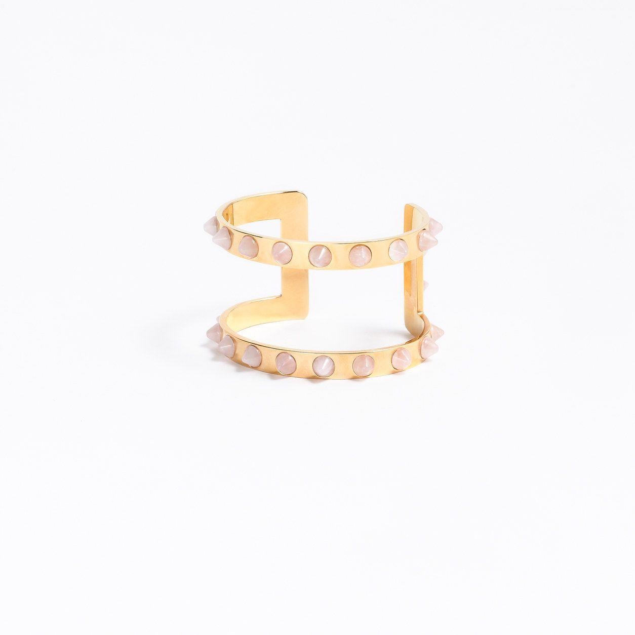 Contoured spike cuff : Jewelry Shop | J.Crew