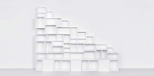 Ein Regal Für Treppen Und Dachschrägen. Das Modulare System Von Cubit Passt  Sich Flexibel An. Auch In Sachen Budget U2026 Einfach Online Checken!