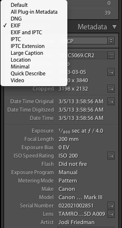 Camera Settings + More in Photoshop, Elements, and Lightroom Screen shot 2013 03 19 at 6.12.48 PM Uncover Camera Settings + More in Photoshop, Elements, and LightroomScreen shot 2013 03 19 at 6.12.48 PM Uncover Camera Settings + More in Photoshop, Elements, and Lightroom