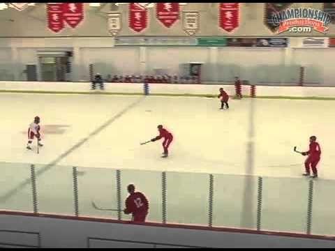 Hockey Penalty Kill System Part 4 - http://hockeyvideocenter.com/hockey-penalty-kill-system-part-4/