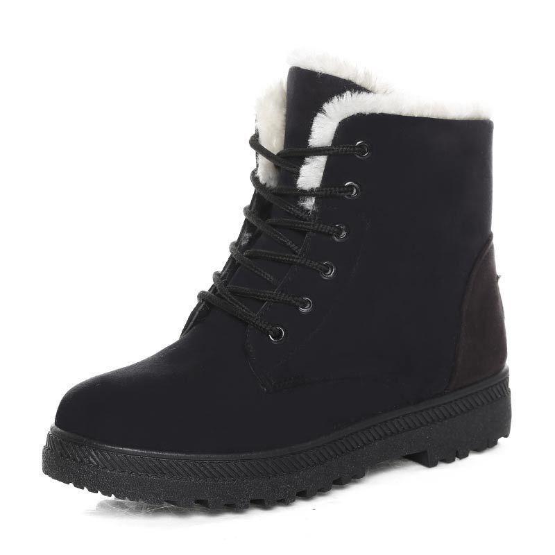 c1c28c0805ef Botas femininas women boots new arrival women boots warm snow boots fashion  platform shoes women fashion ankle boots