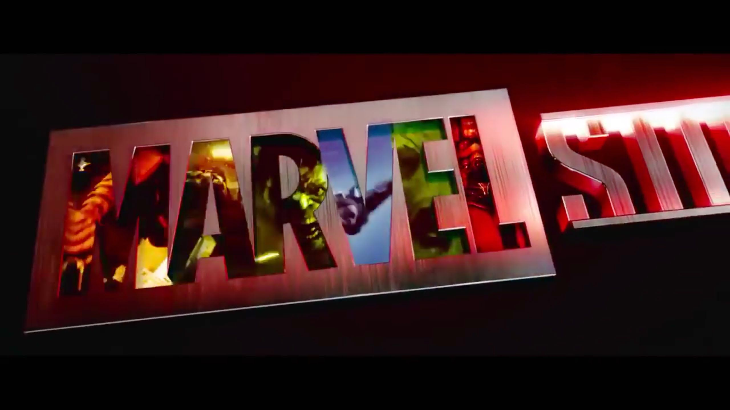 NEW Marvel Studios Official Logo Intro (HD) - Comic Con 2016