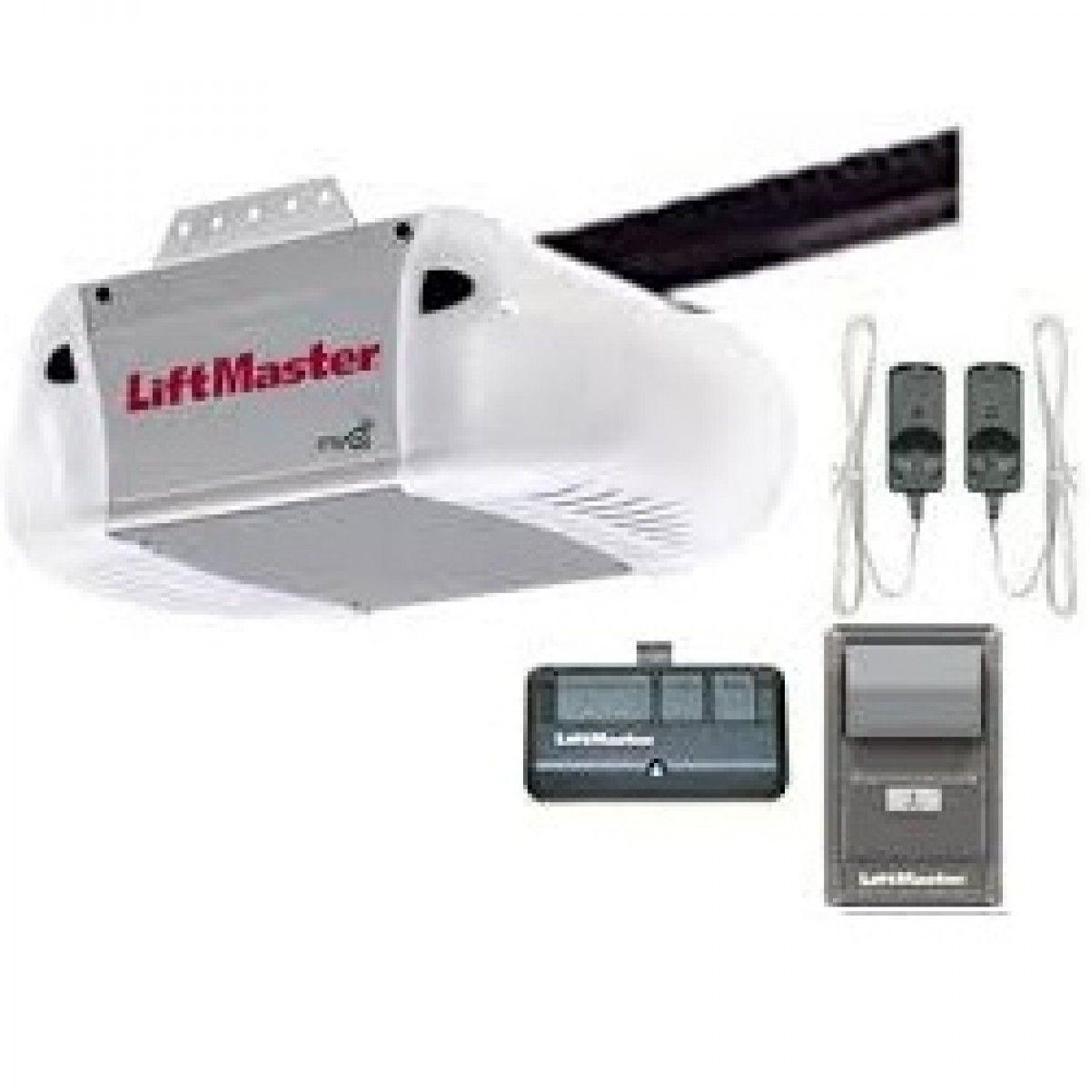Liftmaster 8355 Security 2 0 Ac Belt Drive Liftmaster Liftmaster Garage Door Opener Garage Door Opener