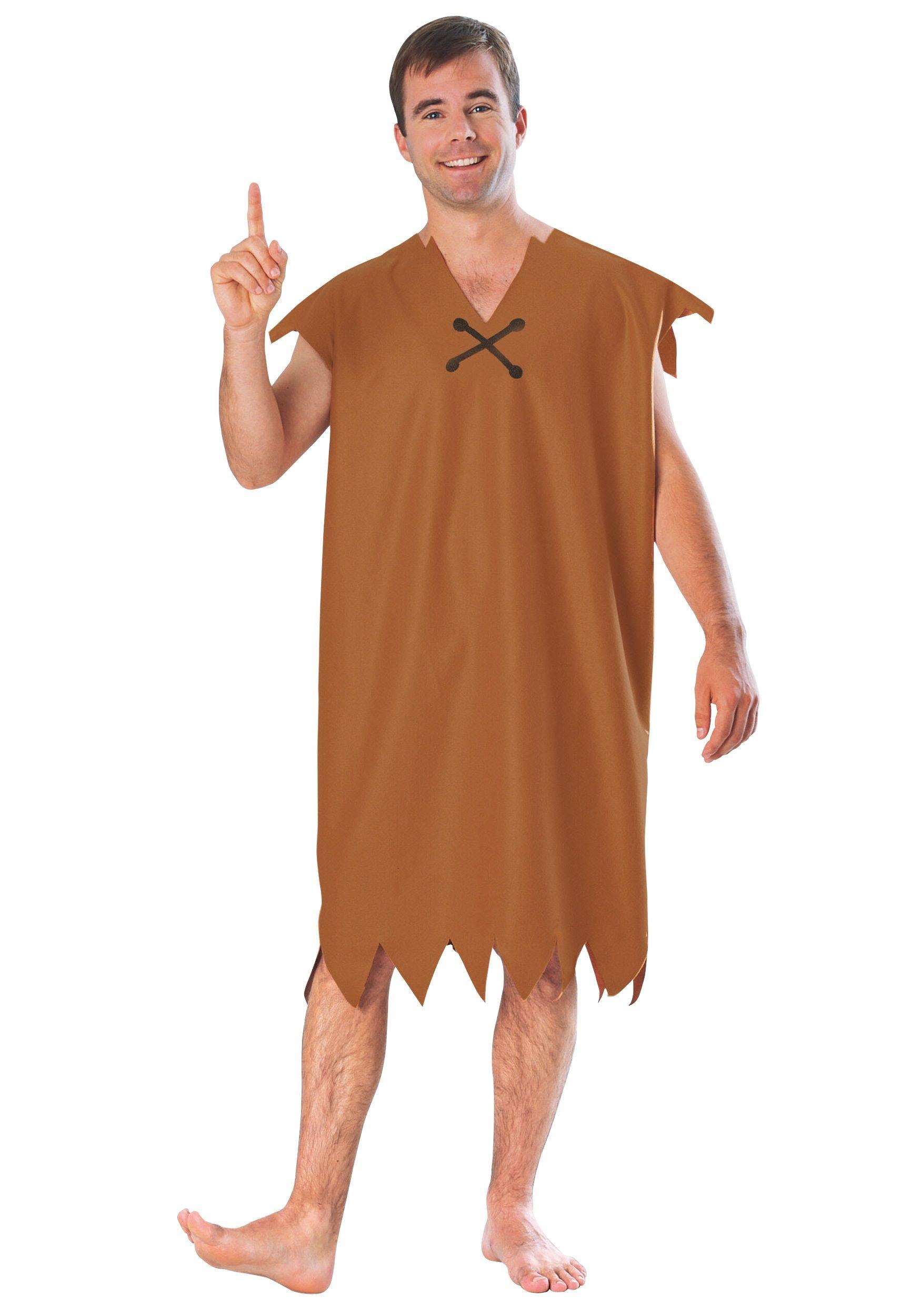 Barney Rubble Adult Costume - Adult Flintstones Costumes  sc 1 st  Pinterest & Barney Rubble Adult Costume - Adult Flintstones Costumes | Costume ...