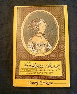 mistress anne erickson carolly