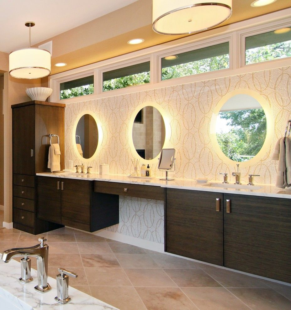Master Bathroom - contemporary - bathroom - minneapolis - Design By ...