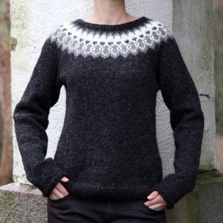 Strokkur sweater