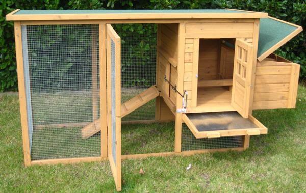 Easy Diy Chicken Coop Plans Galinheiro Casas