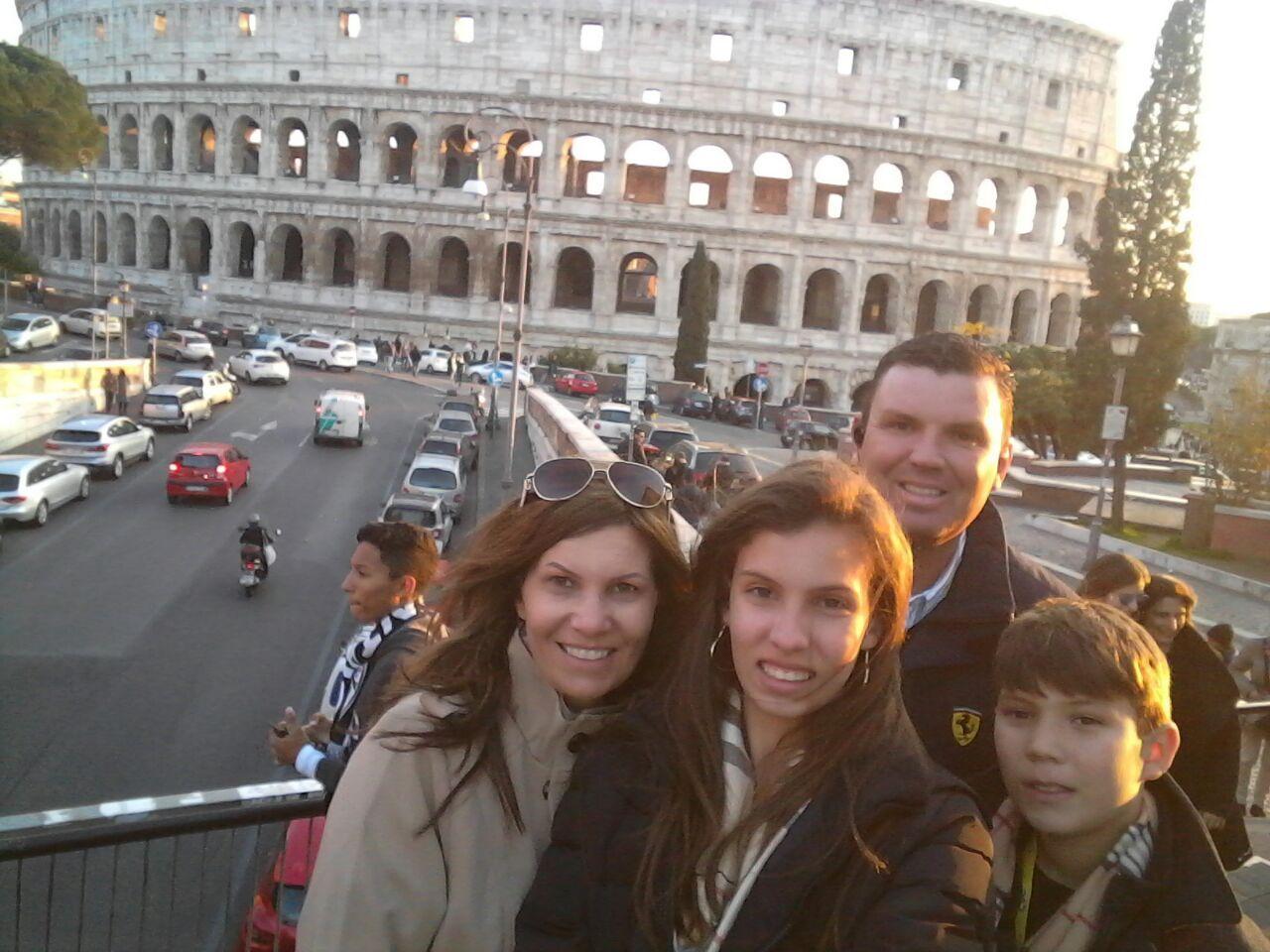 Coliseu, Roma, Itália
