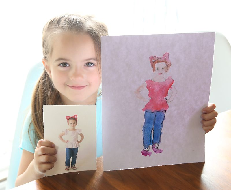 How To Make Personalized Coloring Pages For Your Kids Coloring