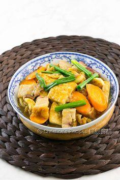 Braised tofu with roast pork video tofu pork and braised tofu with roast pork video chinese dishes recipestofu forumfinder Image collections