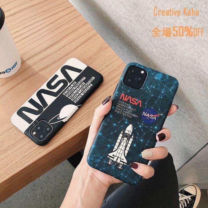 Nasa アイフォン11pro Max ケース カッコイイ 個性的 Iphone11pro おしゃれ Iphone11 カバー 超人気 パロディ風 セレブ愛用 Iphonexs Max携帯ケース ケース 携帯 ケース スマホケース