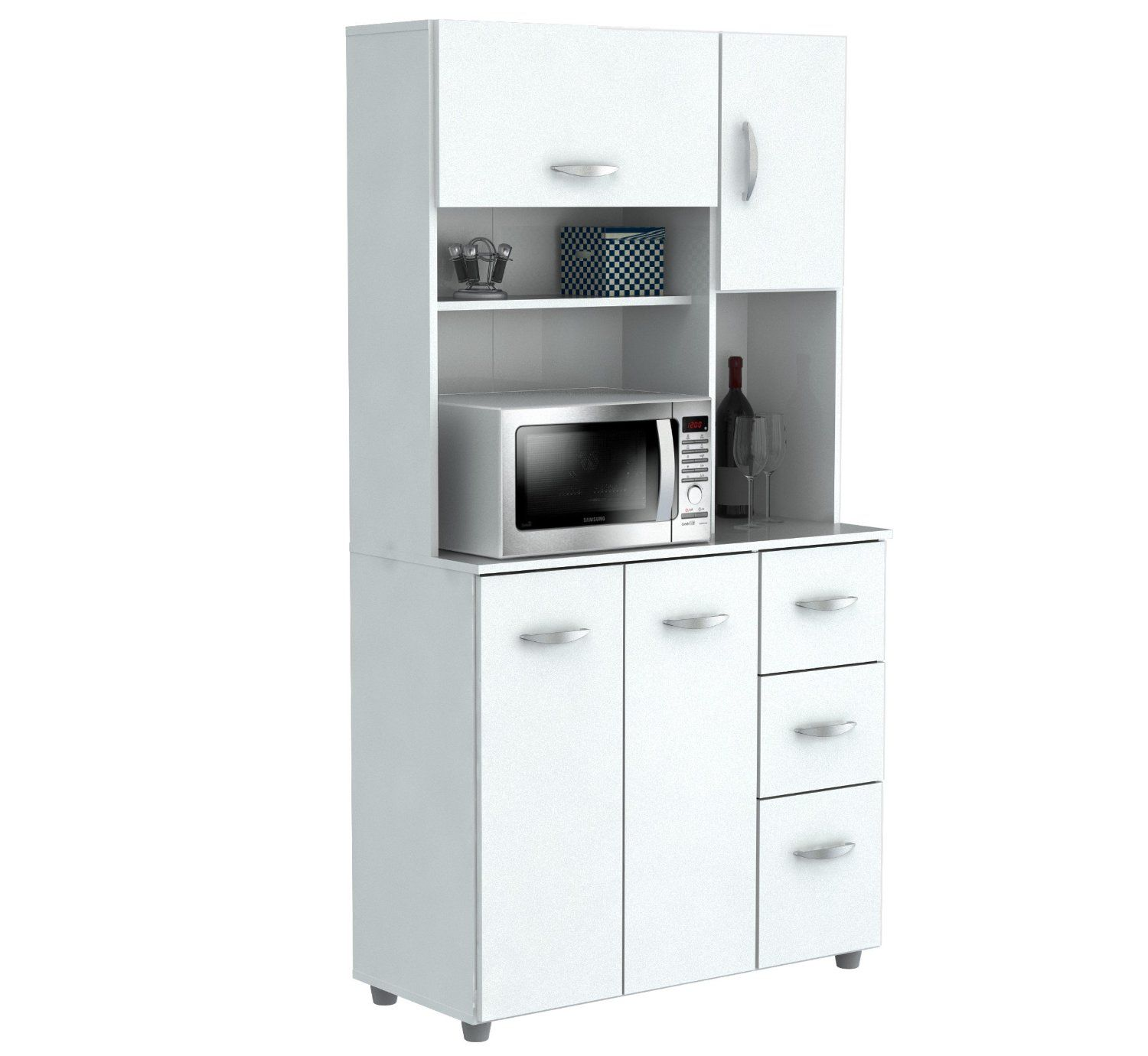 microwave carts with storage ikea | Office | Pinterest | Microwave ...