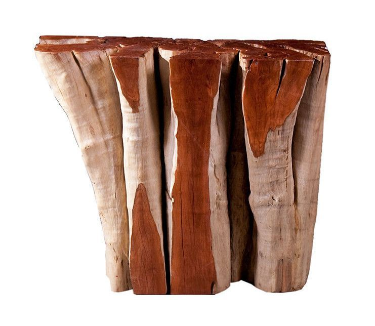 Phillips Collection Lichee Wood Console Table