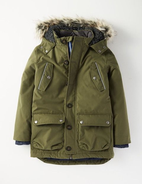 509a1f6d The Worsley Parka | Kids parkas | Parka, Mini boden, Winter jackets