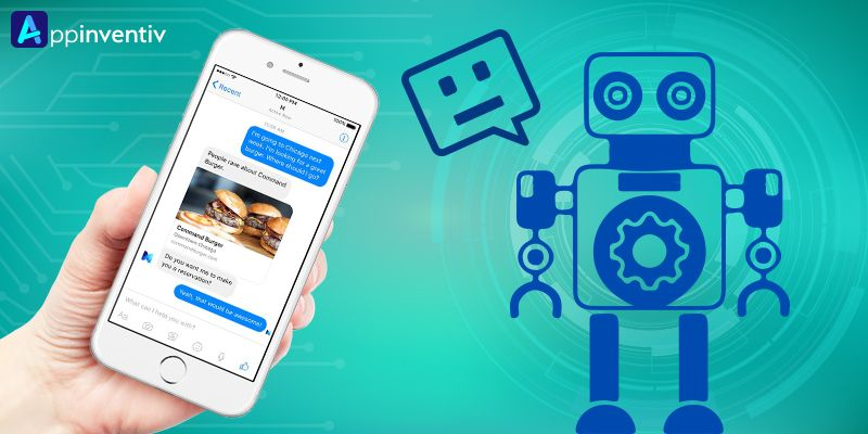 How To Become A Part Of Your Customers Future With Chatbots App Development App Development Companies Mobile App Development Companies