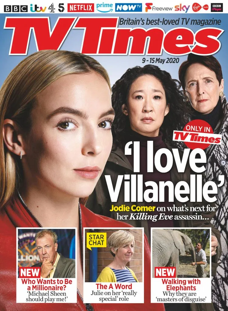 TV Times 09 May 2020 Free For Book in 2020 Tv times