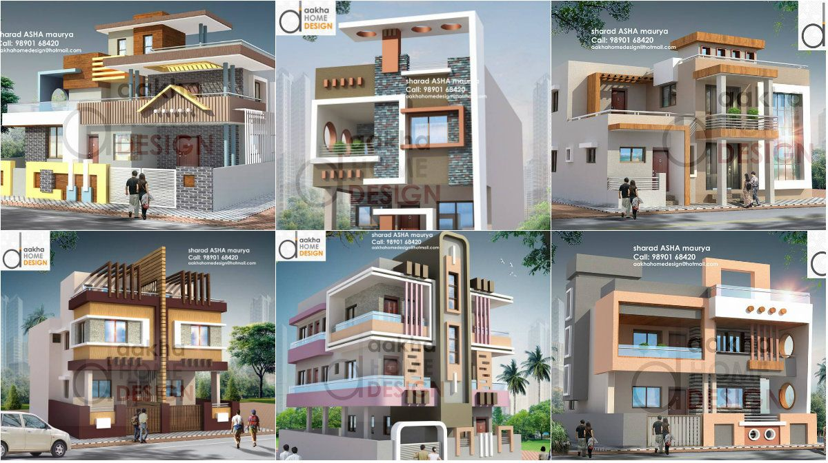Aakha Home Design Presented the Best 3D Habitat Designs ...