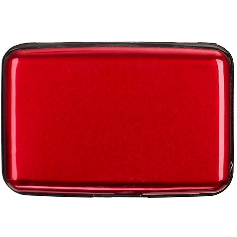 Rfid blocking credit card protector atomic charge wallet