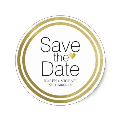 Wedding save the date circle classic round sticker craft supplies diy custom design supply special