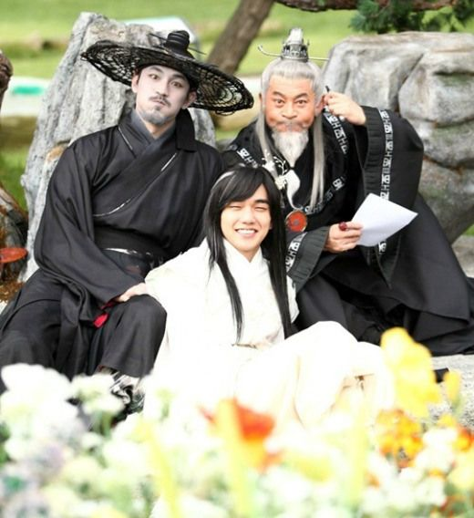 72 Best Yeon Woo Jin Images On Pinterest: Arang And The Magistrate