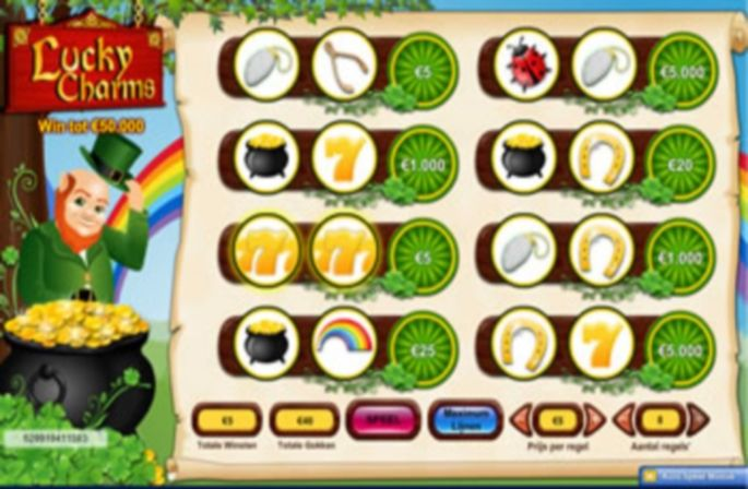 Spiele 88 Lucky Charms - Video Slots Online