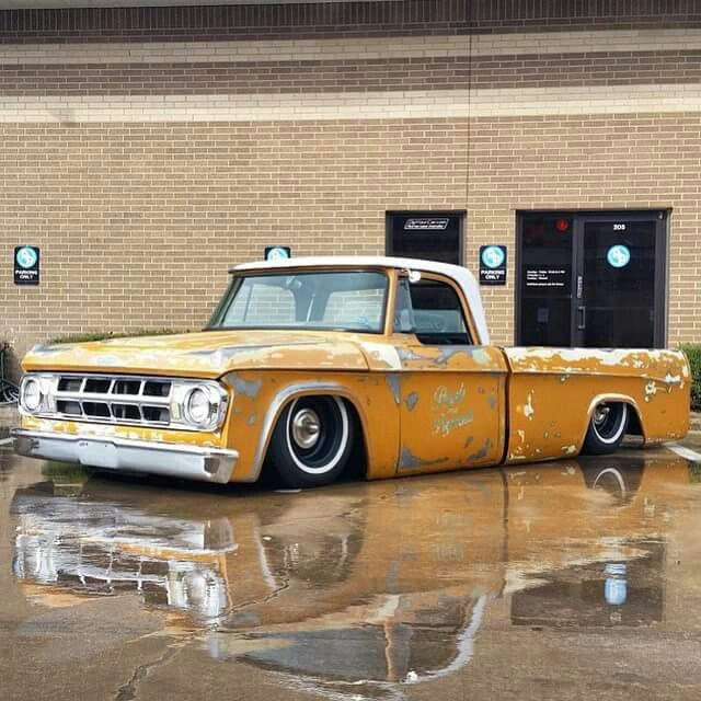 69 dodge d100 | truckspiration | Pinterest | Dodge trucks, Rats and