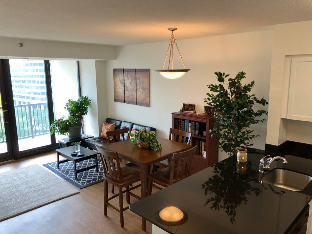 Crystal City 1bedroom Suite Near DC, Airport