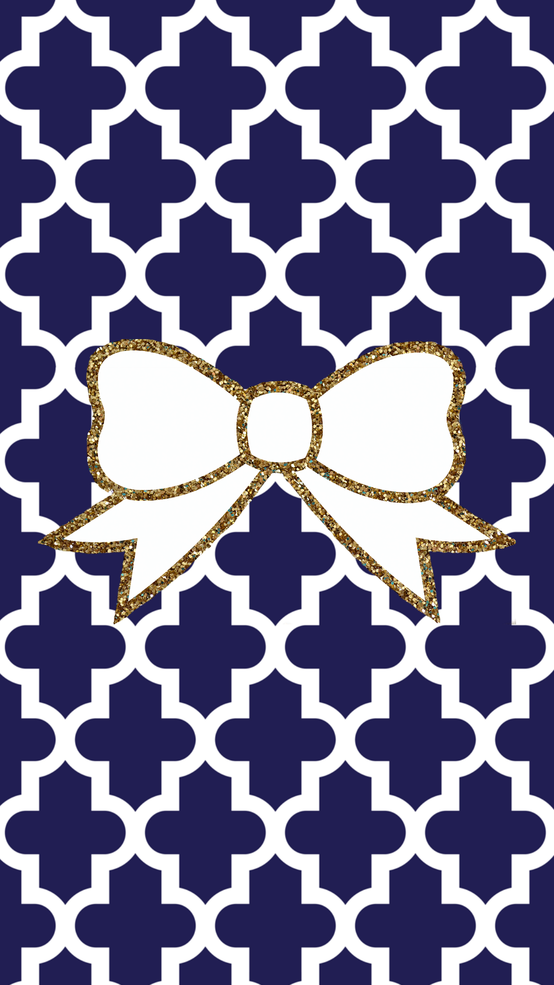 Navy Blue And Gold Glitter Wallpaper Artwork Lock Screens