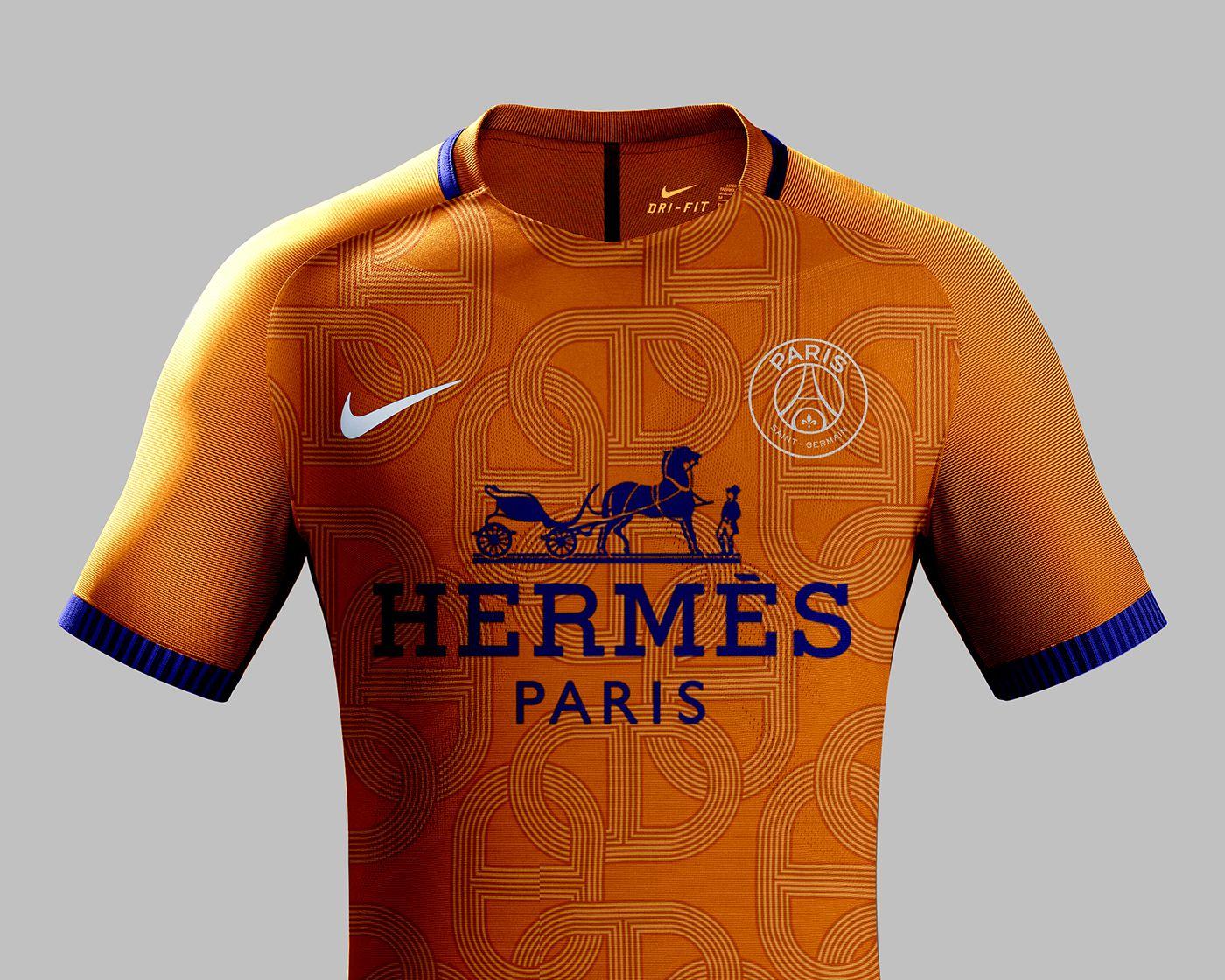 Luxury Brand Football Kits on Behance  cb7193777
