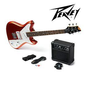 peavey retro fire electric guitar amp bundle lifestyle guitar online guitar lessons. Black Bedroom Furniture Sets. Home Design Ideas