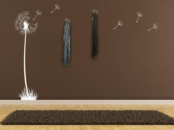 Flur Gestalten Ideen Selber Machen Wandsticker | Tamika | Pinterest Ideen Garderobe Selber Machen