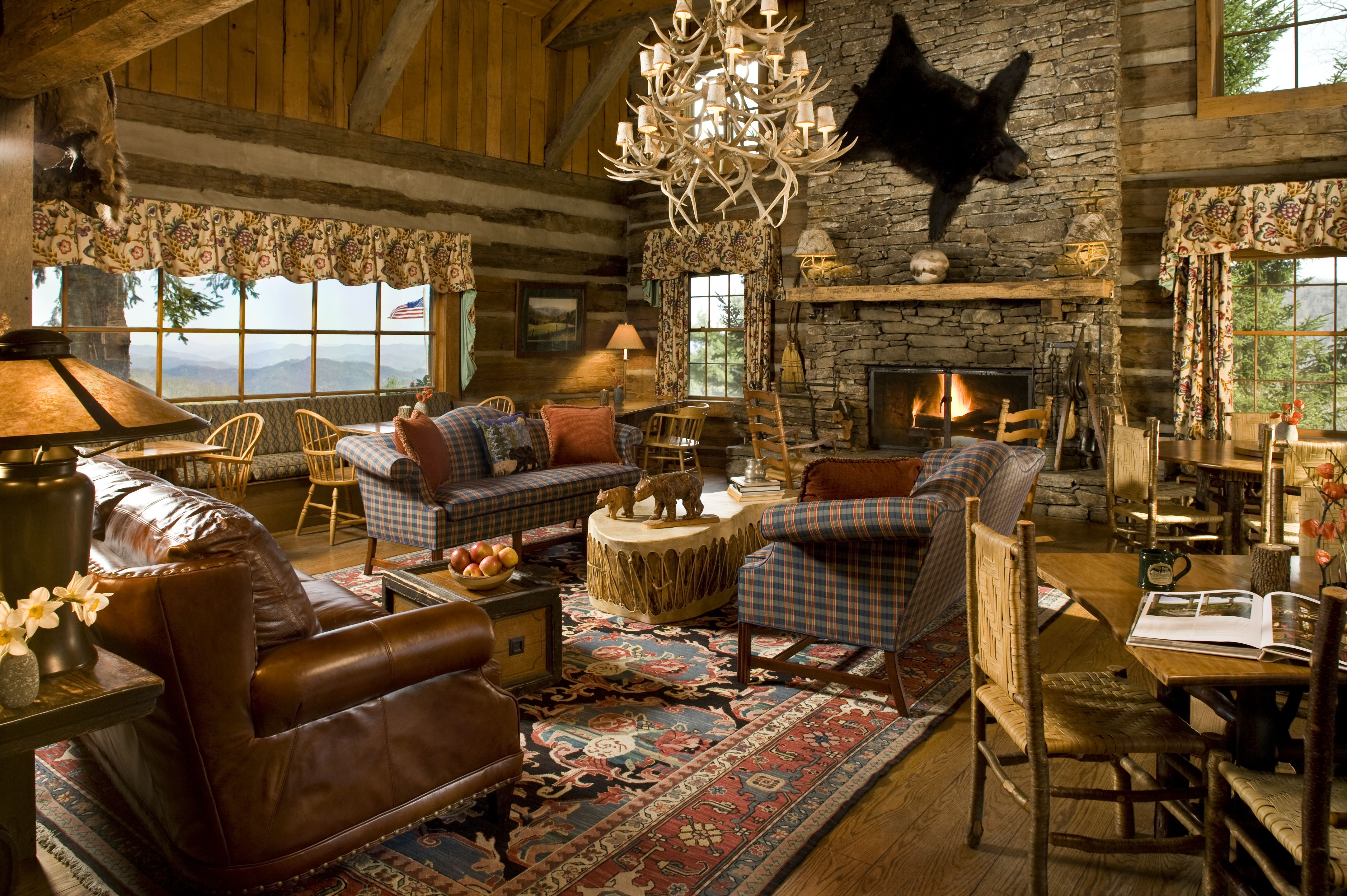 10 Best Rustic Country Living Room Ideas