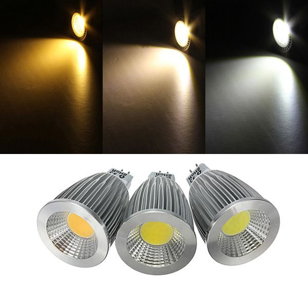 Mr16 7w 700 750lm Cob Led Spot Lamp Light Bulbs Dc Ac 12v Led Bulbs Tubes From Lights Lighting On Banggood Com Lamp Light Led Bulb 12v Led Lights