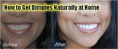 How to Get Dimples Naturally at home | Beauty & Health Tips