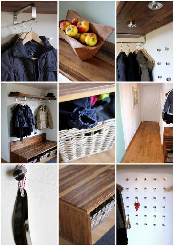 familiengarderobe wohnen mit kindern ein schweizer garten. Black Bedroom Furniture Sets. Home Design Ideas