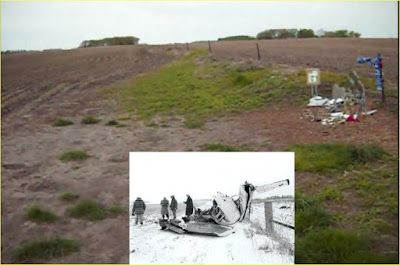Buddy Holly Crash Site.. Exact Location - Google Product Forums