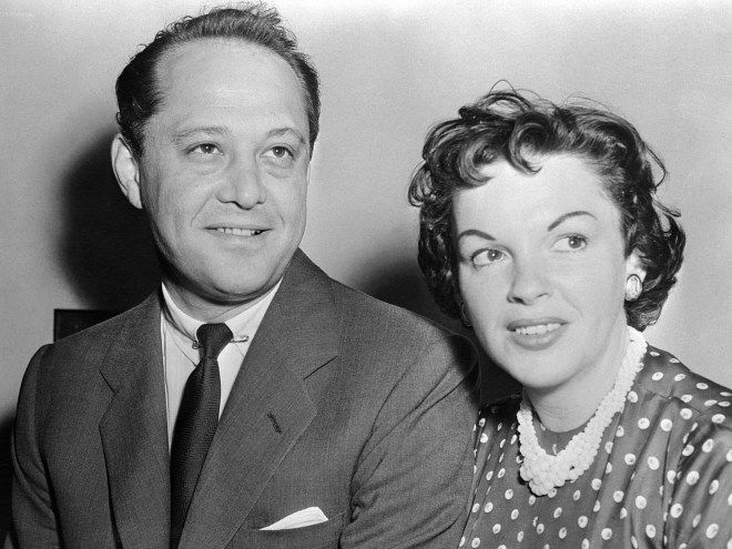 The Untold Story of Judy Garland's Love Affair with Sid Luft