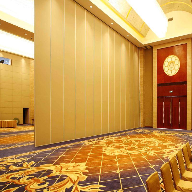 Modular Hanging Folding Room Partition Walls MDF