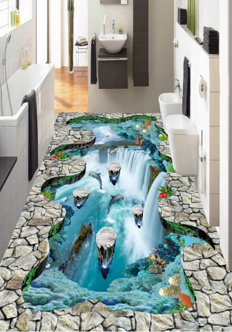 Customize Floor Mural Floor Murals Flooring 3d Flooring