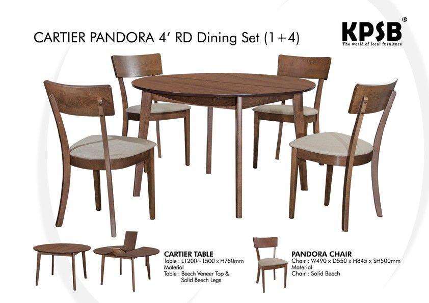 Dining Set Wood Johor Bahru Jb Malaysia Furniture Shop