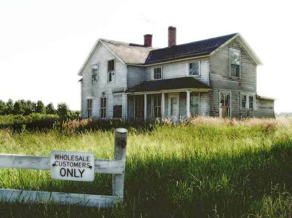 Old Farmhouse Perfect For A Re Vamp