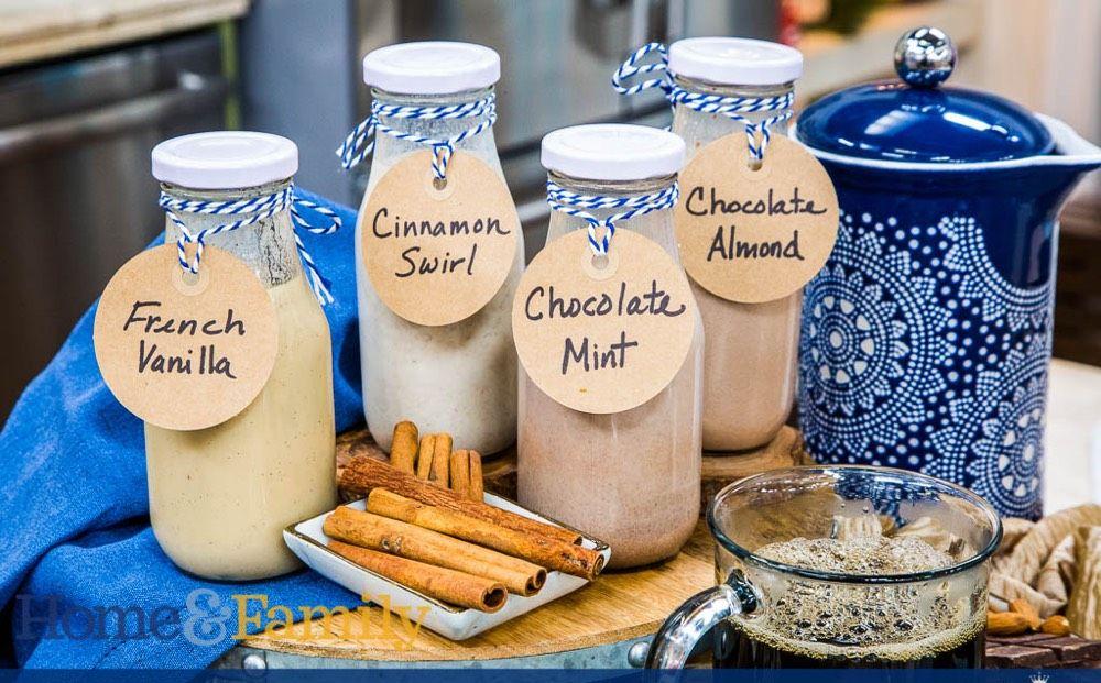 Homemade Coffee Creamer Recipe Homemade coffee creamer