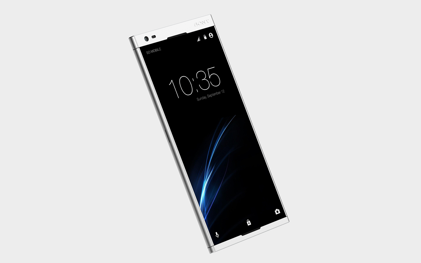 One Decade of Sony Xperia A Celebration Concept. on