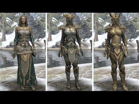 1  Altmer Weapon and Armor Style - Elder Scrolls Online