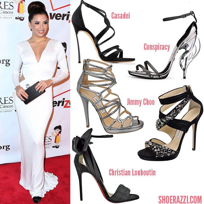 b9ed87bad1f Shoes She Should Have Worn  Eva Longoria - ShoeRazzi