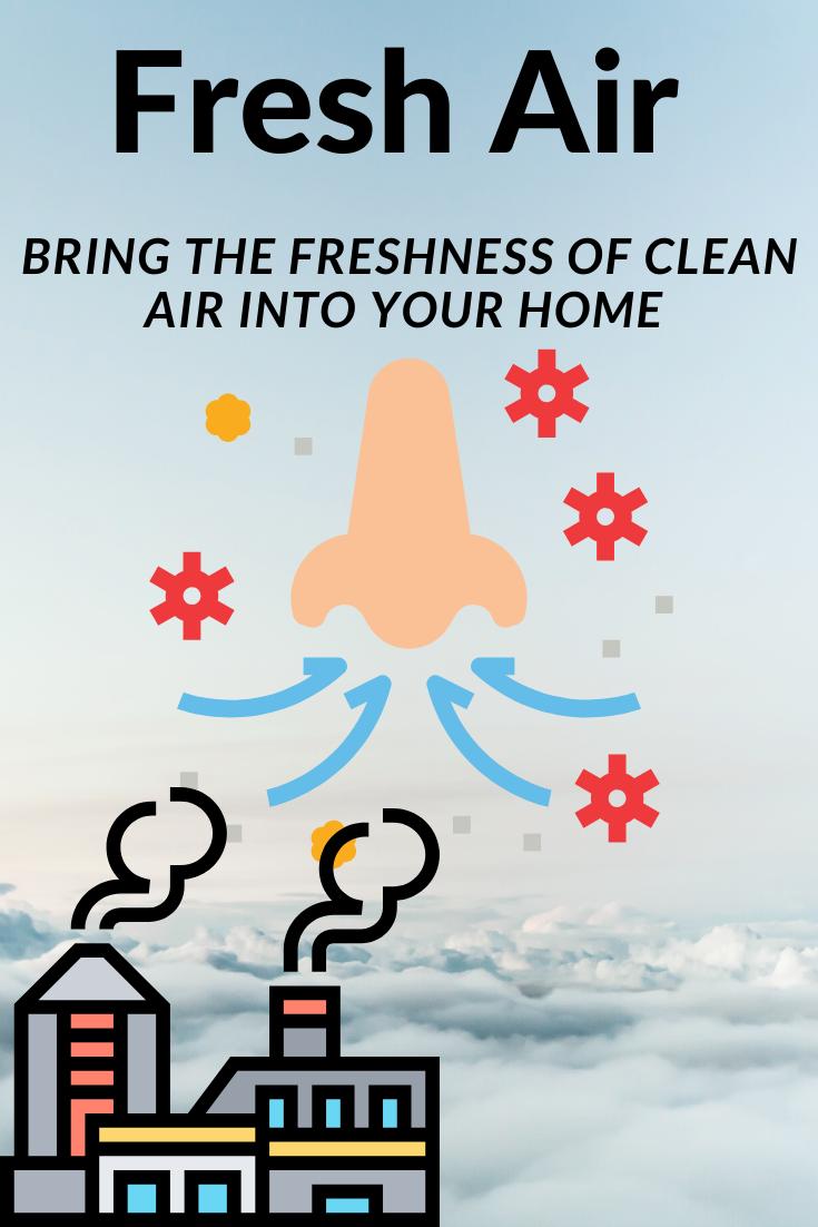 Bring Fresh Air Indoors In 2020 Indoor Air Pollution Air Pollution Plastic Pollution Solutions