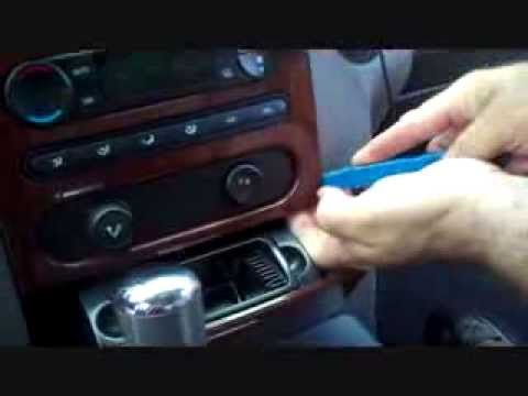 Ford F150 Car Stereo Removal 2004 2008 Car Stereo Ford F150 Car
