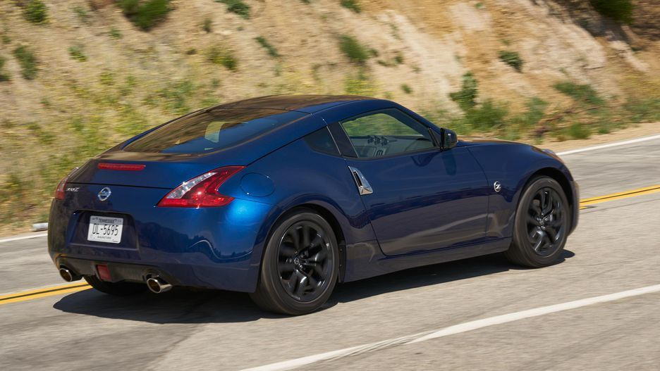 The best, most fun cars under 30,000 Nissan 370z