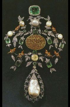 ottoman empirejewelryVintage Antiques Jewelry, Ottoman Empire, TOPKAPI PLACE - Google Search